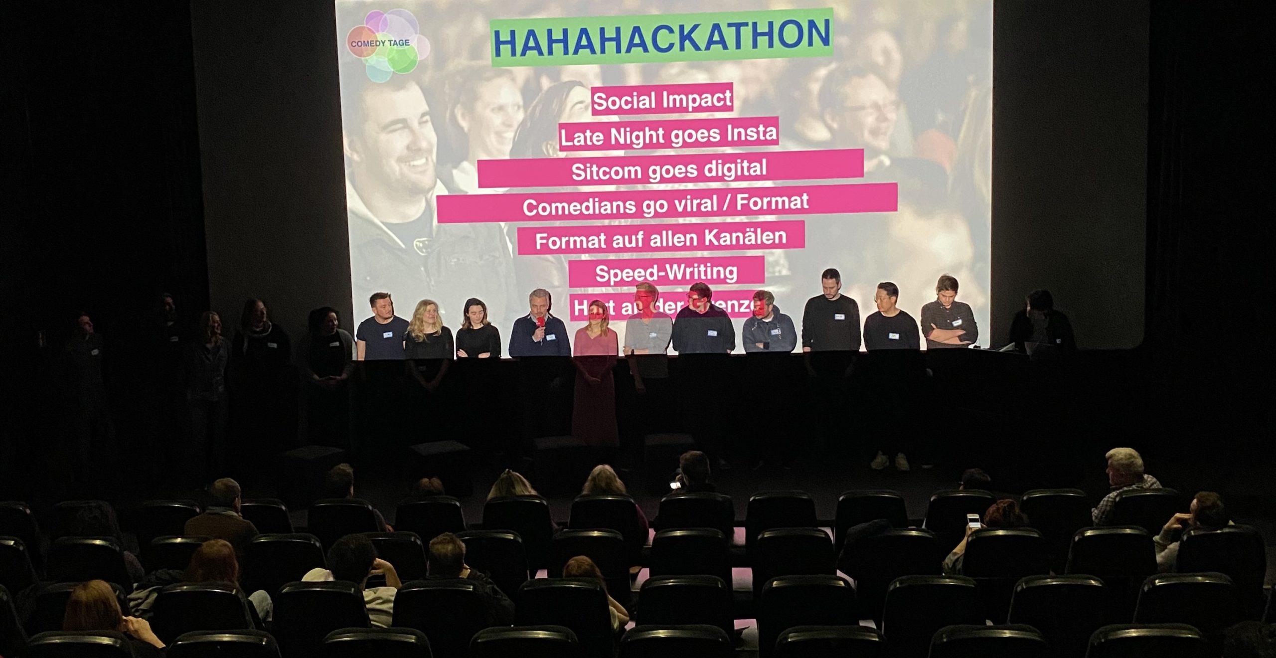 HaHaHackathon 2020