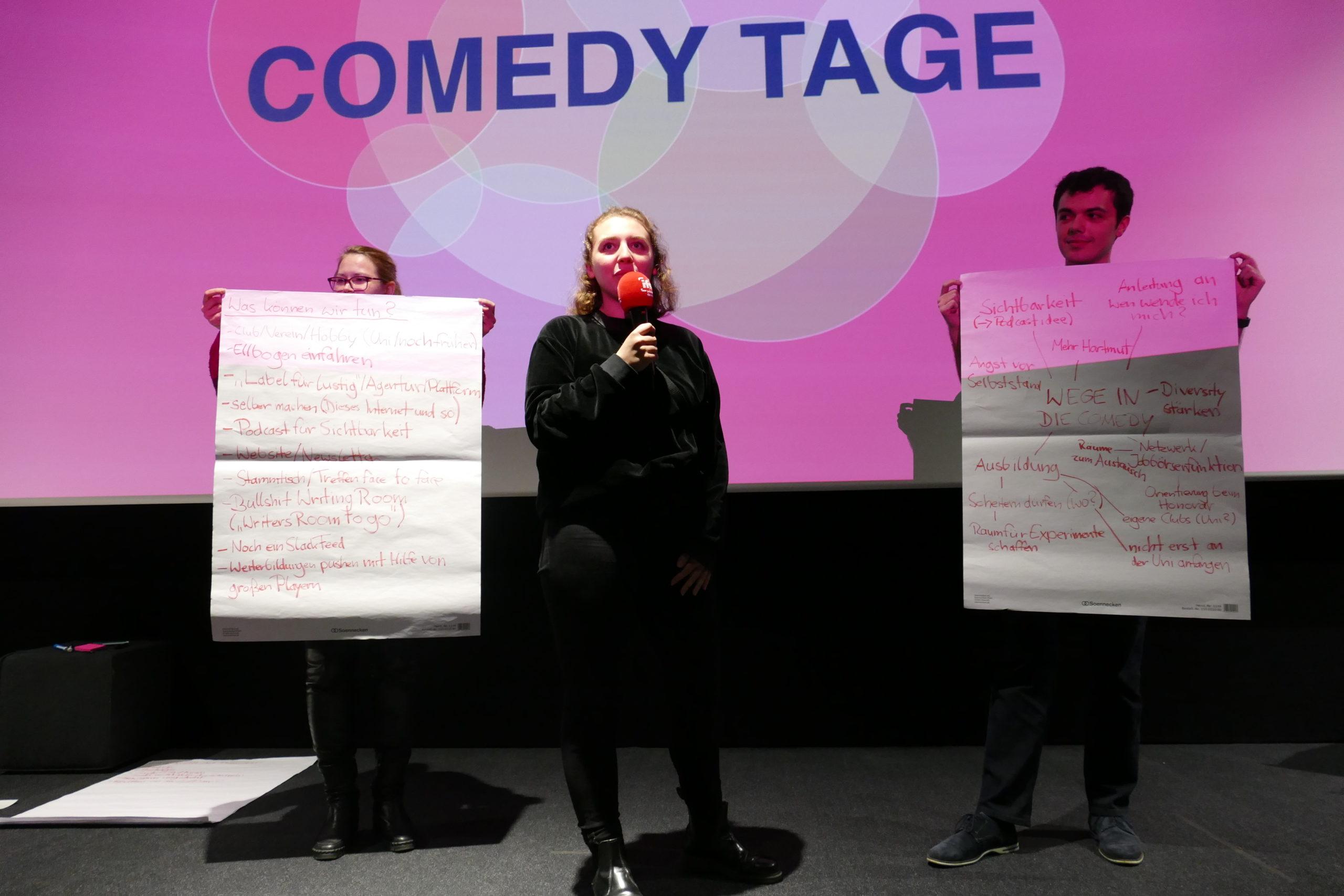 Comedy Barcamp 2020